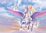 Barbie magic pegasus 3d game