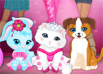 Barbie Pets Fashion