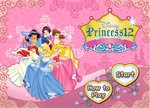 Disney Princess Card Game